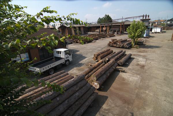 埼玉県比企郡鳩山町 有限会社 共和木材