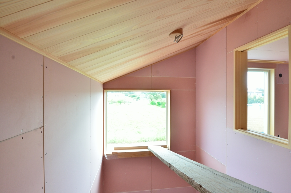 木の家 室内
