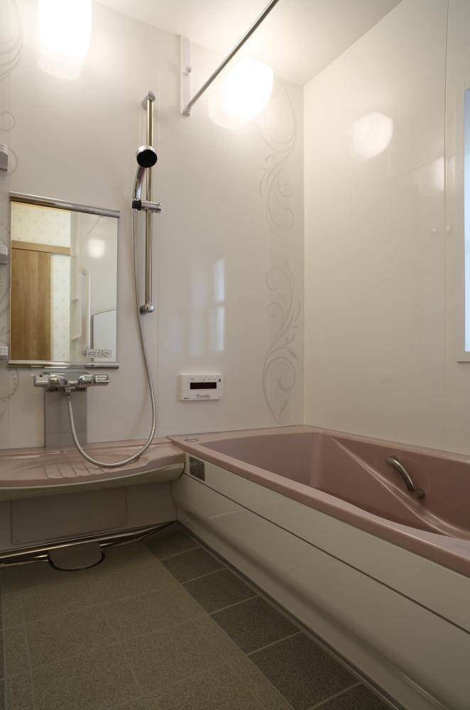 注文住宅 共和木材 毛呂山町 浴室