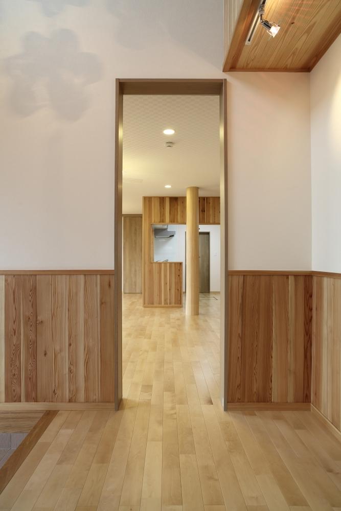 毛呂山町 新築注文住宅 リビング・ダイニング