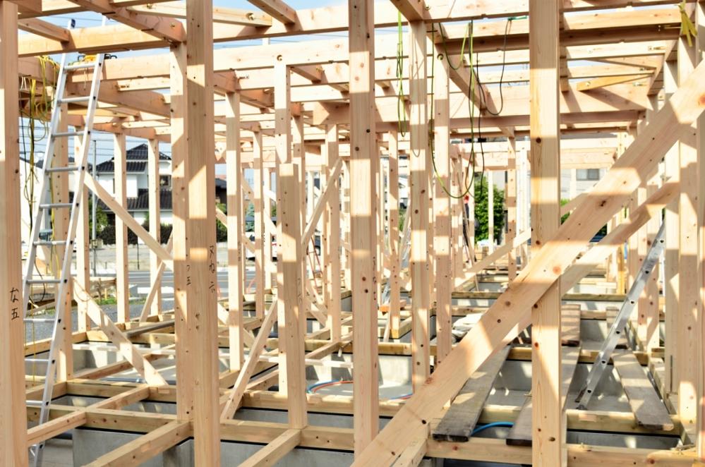 1F木構造