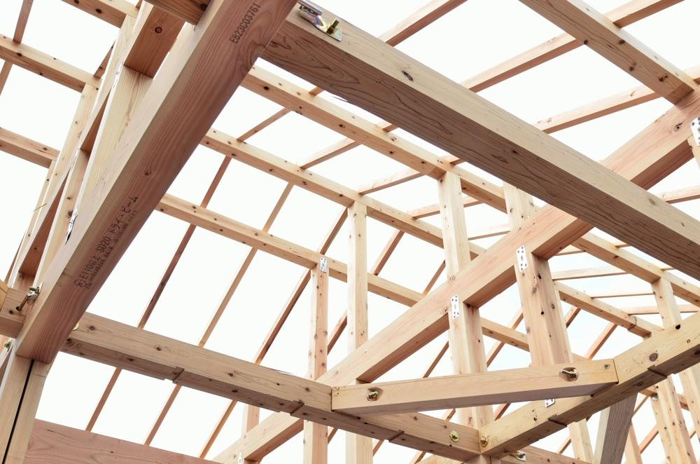 小屋組 構造