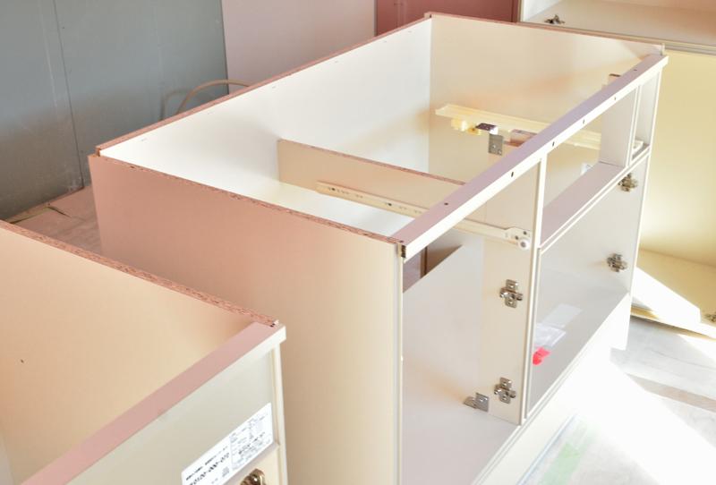 賃貸 LIXIL キッチン Tio+