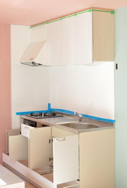 LIXIL キッチン Tio+ スムースホワイト