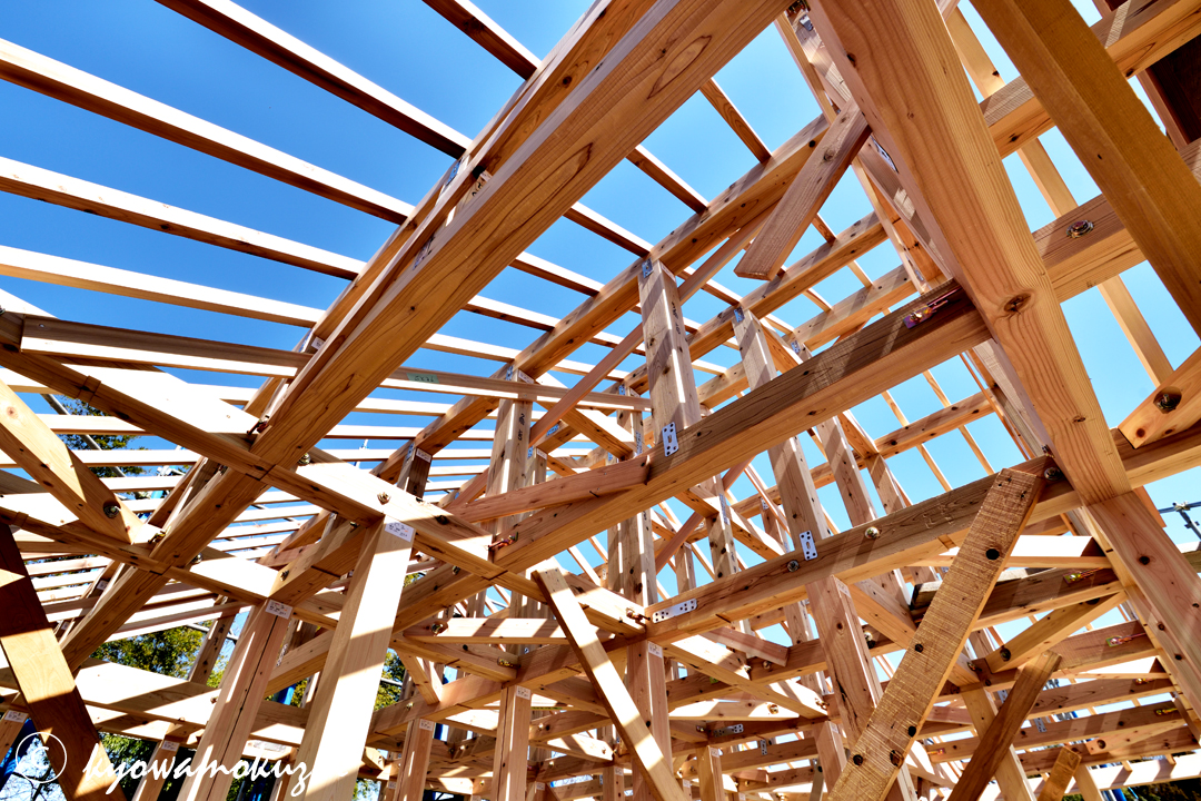 注文住宅 木構造