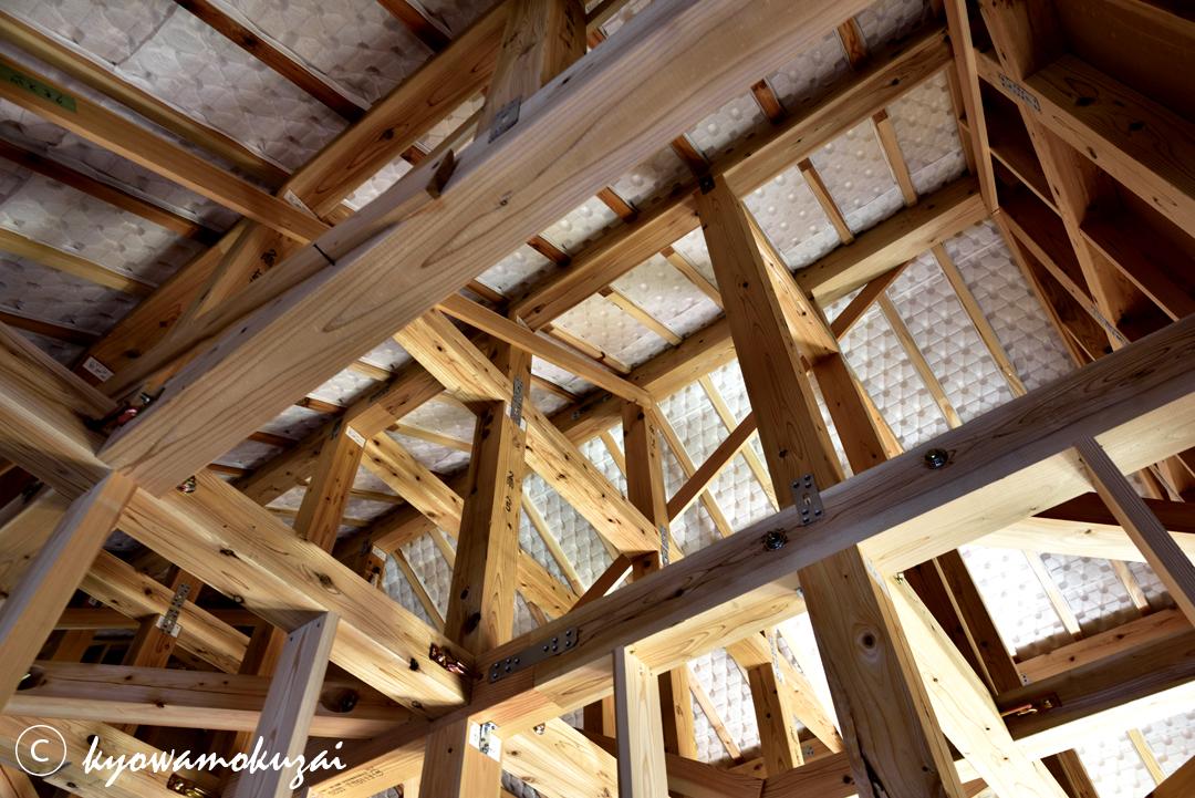 木構造 小屋組